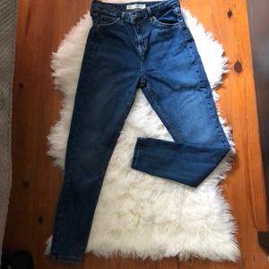 TopShop Moto JAMIE High-Waisted Skinny Jean